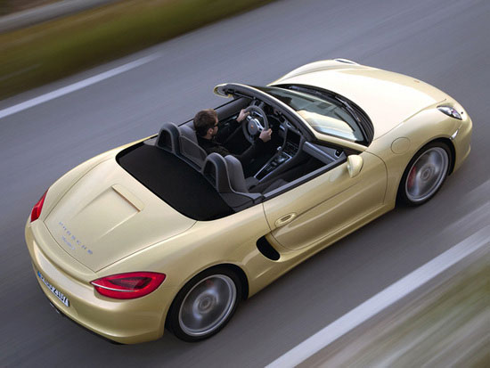 Porsche updates Boxster and Boxster S with the biggest changes in model history