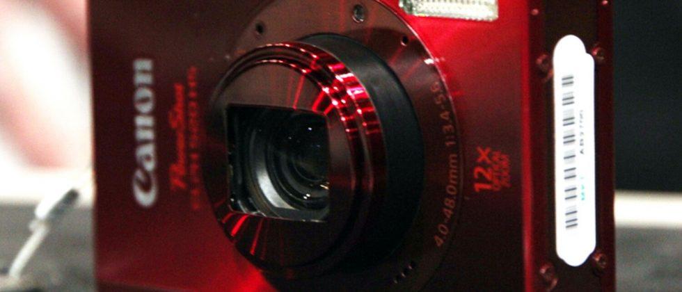 Canon PowerShot Digital ELPH 520HS crams in 12x zoom