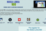 Nokia Lumia 900 hits UK in June says retailer, sans LTE