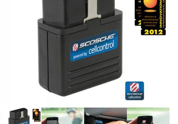 Scosche offers cellControl device that blocks bad habits while driving