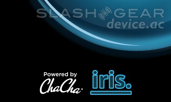 Android Siri clone Iris teams with ChaCha for giant info database