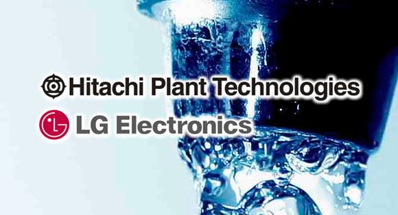 LG and Hitachi join forces for clean water initiative