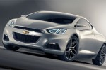 Chevy shows off Code 130R and Tru 140S concepts in Detroit