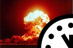 Doomsday Clock clicks minute closer to global destruction