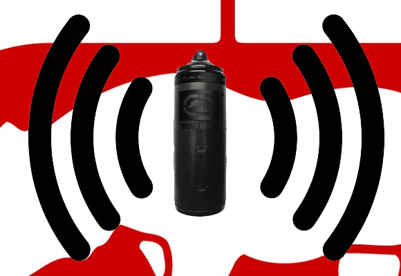 Marc Ecko Spraypaint Can shaped bluetooth speaker announced