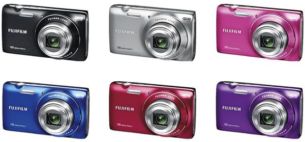 Fujifilm outs 27 cameras: Compacts, Superzooms and Bridge