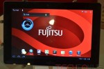 Fujitsu M532 tablet surfaces on video