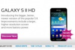 Samsung Galaxy S II HD tipped for UK launch