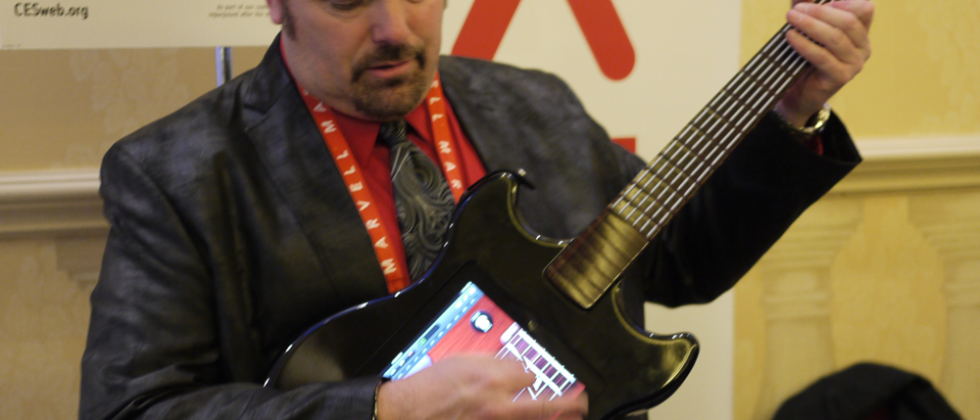 Ion Audio Guitar Apprentice: Teach you guitar skills with your iPad