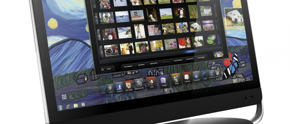 HP Omni 27 all-in-one packs quadcore but no touchscreen