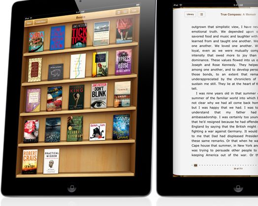 iWork chief at helm of Apple digital textbook project