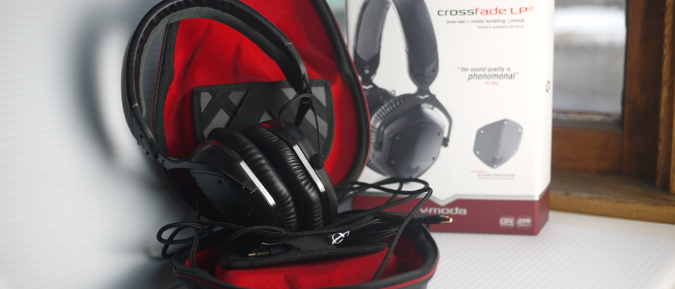 V-MODA Limited Edition Crossfade LP2 headphones review