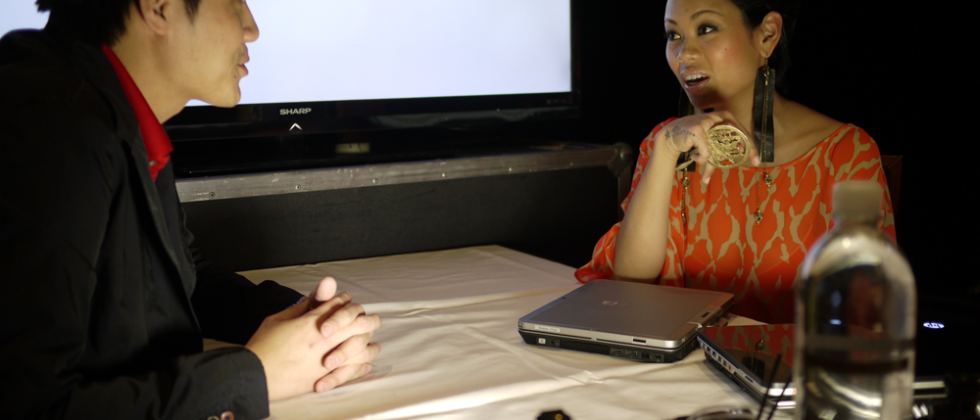 Exclusive Insider Talk: Anya Ayoung Chee of Project Runway and HP