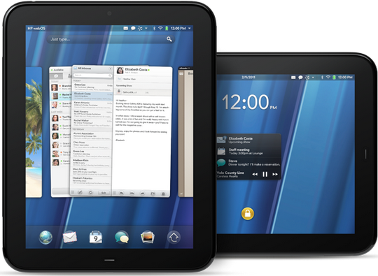 HP TouchPad gets updated to webOS 3.0.5