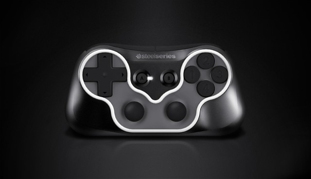 SteelSeries teases Ion Bluetooth game controller for smartphones, tablets