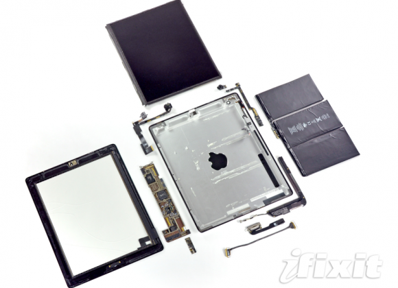 Apple rejects Sharp from iPad 3 screen supply shortlist tip insiders