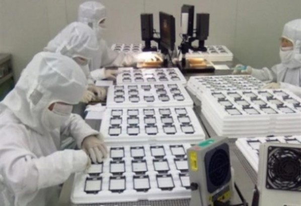 iPhone 5 specs tipped by Foxconn worker