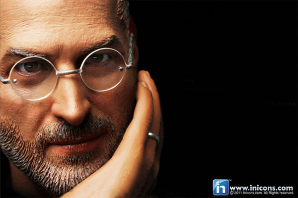 Makers of Steve Jobs Action figure gets the inevitable legal threat