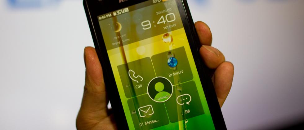Intel Inks Motorola And Lenovo Atom Smartphone Tablet Deals Slashgear
