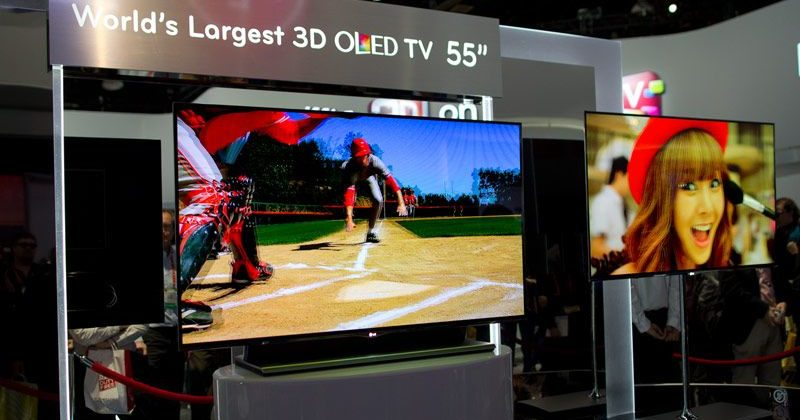 LG OLED TV mass-production in July as Q4 panel losses narrow