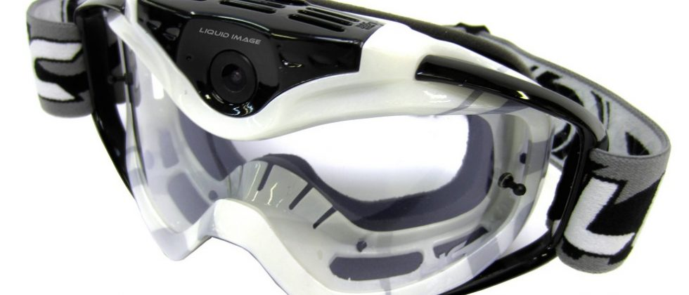 Liquid Image sports cameras and camera-goggles pack WiFi