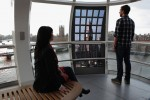 Samsung outfits London Eye with Galaxy Tabs