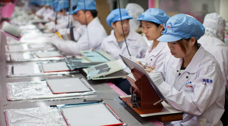 Apple details supply chain in annual responsibility report
