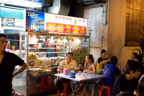 Malaysia passes law requiring all restaurants in Kuala Lumpur to have WiFi