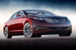 Lincoln MKZ concept surfaces in Detroit