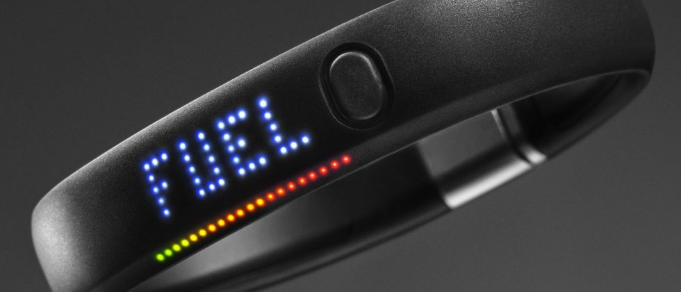 Nike+ FuelBand provides all-day exercise info