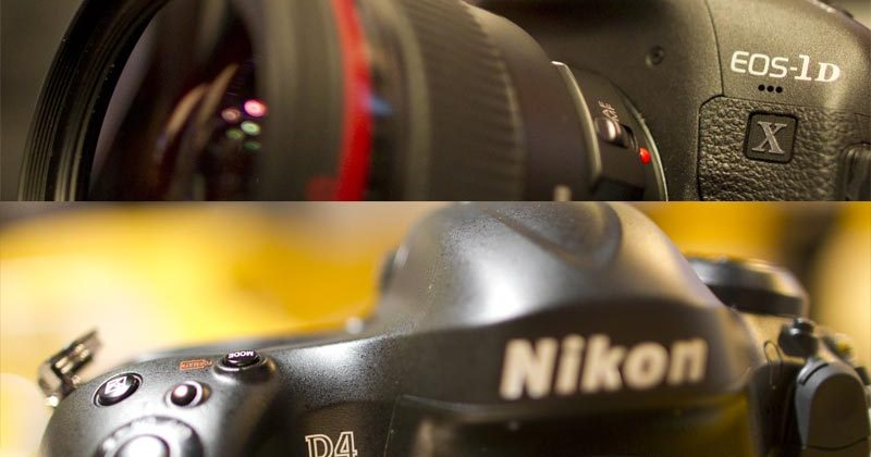 Nikon D4 vs Canon 1D X – Burst depth, continue shutter hands-on [Videos]