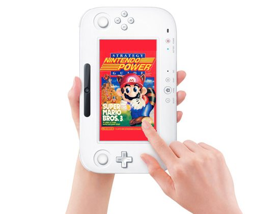 Nintendo prepping Wii U eBook store and courting iOS devs says source