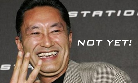 Sony confirms Hirai not rising to President, not yet at least