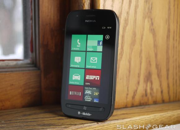 Nokia owns 45% of second gen Windows Phone 7 market