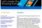 AT&T Lumia 900 due March tips Nokia newsletter