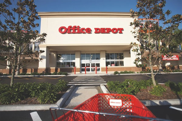 Office Depot starts test of PayPal POS system