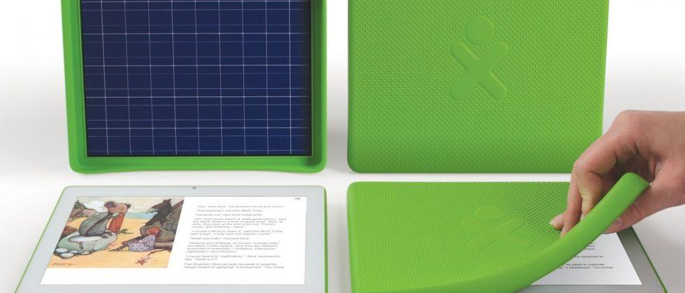 OLPC XO-3 tablet revealed
