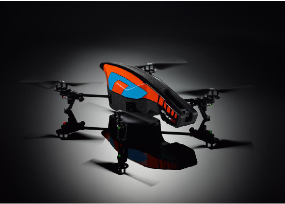 Parrot AR.Drone 2.0 revealed: 720p recording and easier flight