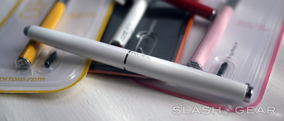 Kuel H10 H12 stylus pens review