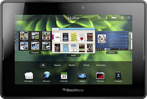 Researchers find Blackberry Playbook flaw that allows email snooping
