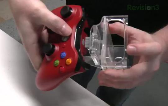 Xbox 360 controller Hot Pocket Dispenser revealed
