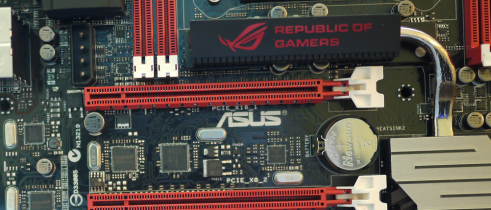 ASUS Rampage IV Formula and Gene hands-on