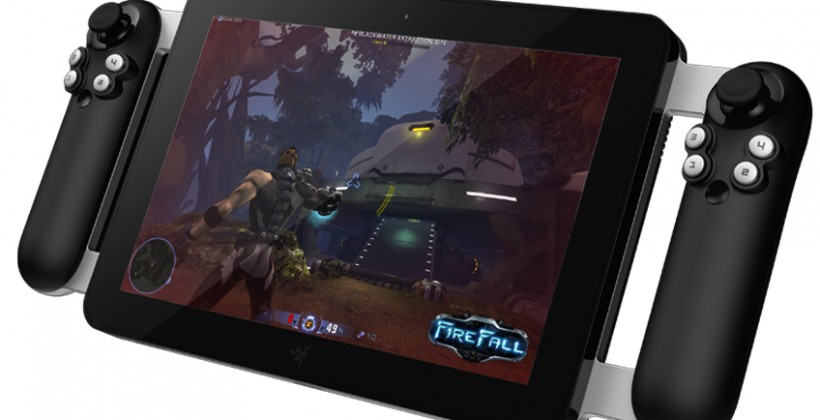 Razer Project Fiona gaming tablet revealed