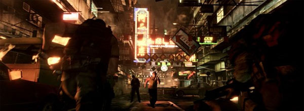 Multiplayer and 6-player co-op comes to Resident Evil 6