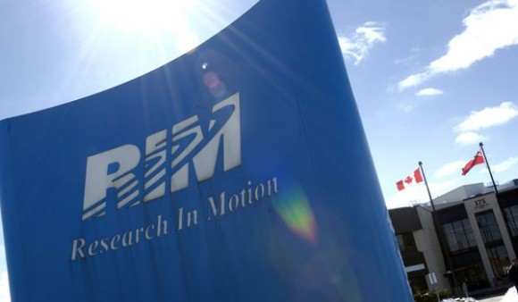 RIM reportedly hires investment bank to explore sale potential