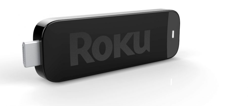 Roku Streaming Stick due 2H 2012 for discrete IPTV access