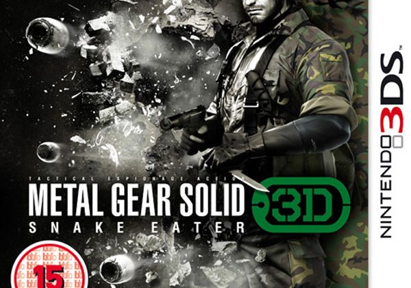 Metal Gear Solid: Snake Eater 3D heads to 3DS