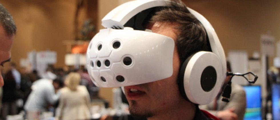 Sensics 3D SmartGoggles hands on