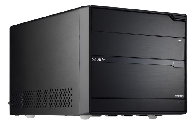Shuttle XPC SZ68R5 packs super-fast Core i7 into tiny footprint