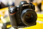 Nikon D4 DSLR hands-on
